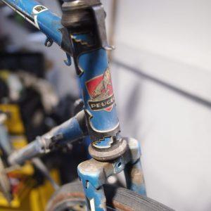Peugeot PX 50 Muffen Lugs