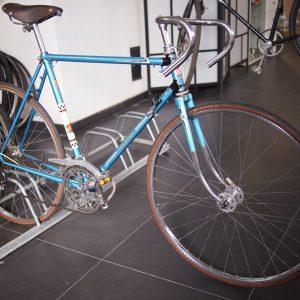 Peugeot PX 50 Simplex 1960 1970 Ideale PX50 velo.wien Restaurierung