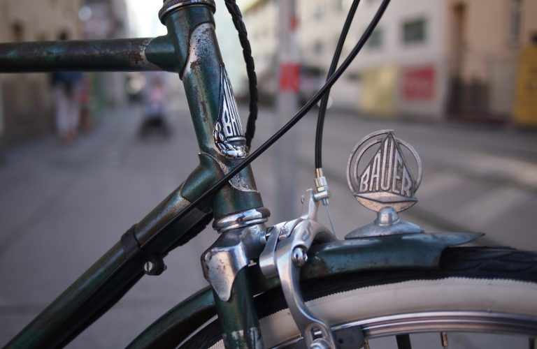 Bauer 1953 - E-Bike Umbau
